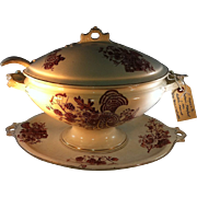 Aesthetic Movement Soup Tureen Set