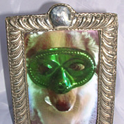 Edwardian Era English Sterling Easel Photo Frame  c.1903