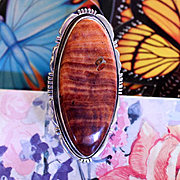 REDUCED Native American Navajo Sterling Ring