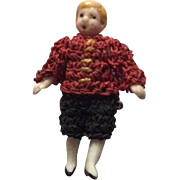 SALE PENDING Tiny All Bisque Carl Horn Doll