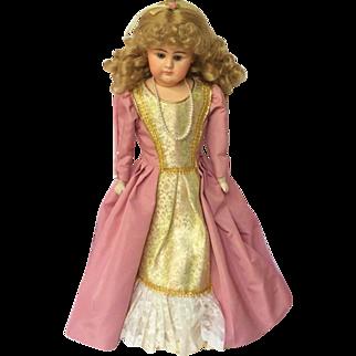 "Simon & Halbig 18"" Doll Marked 949 S&H"