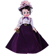 Madame Alexander Cissette Dressed as Gibson Girl