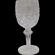 """Waterford Powerscourt 7 5/8"""" Water Goblet"""
