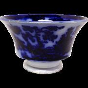 John Wedge Wood Chapoo Flow Blue Handleless Cup