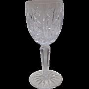 Waterford Glengarriff Water Goblet