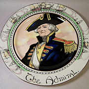 Vintage Royal Doulton-The Admiral-Professional Series 3rd Firing
