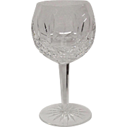 Waterford Lismore Oversized Wine Goblet