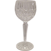 Waterford Maeve Hock or Rhine Wine Goblet