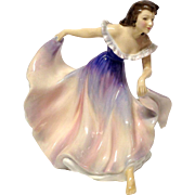 "Royal Doulton Figurine  ""Gypsy Dance"" HN2230"