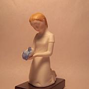 """Cybis Figurine """"First Flight"""" 1959-1973"""