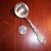Gorham Versailles Bouillon Soup Spoon