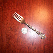 Gorham Versailles Small Pastry Fork