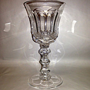 "Waterford ""Royal Tara"" Water Goblet"