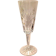 """Waterford Ashling 7 3/8"""" Champagne Flute"""