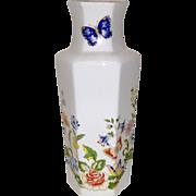 """Aynsley Cottage Garden 7"""" Tall Vase"""