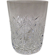 """Waterford Clare 3 1/2"""" Juice Tumbler"""