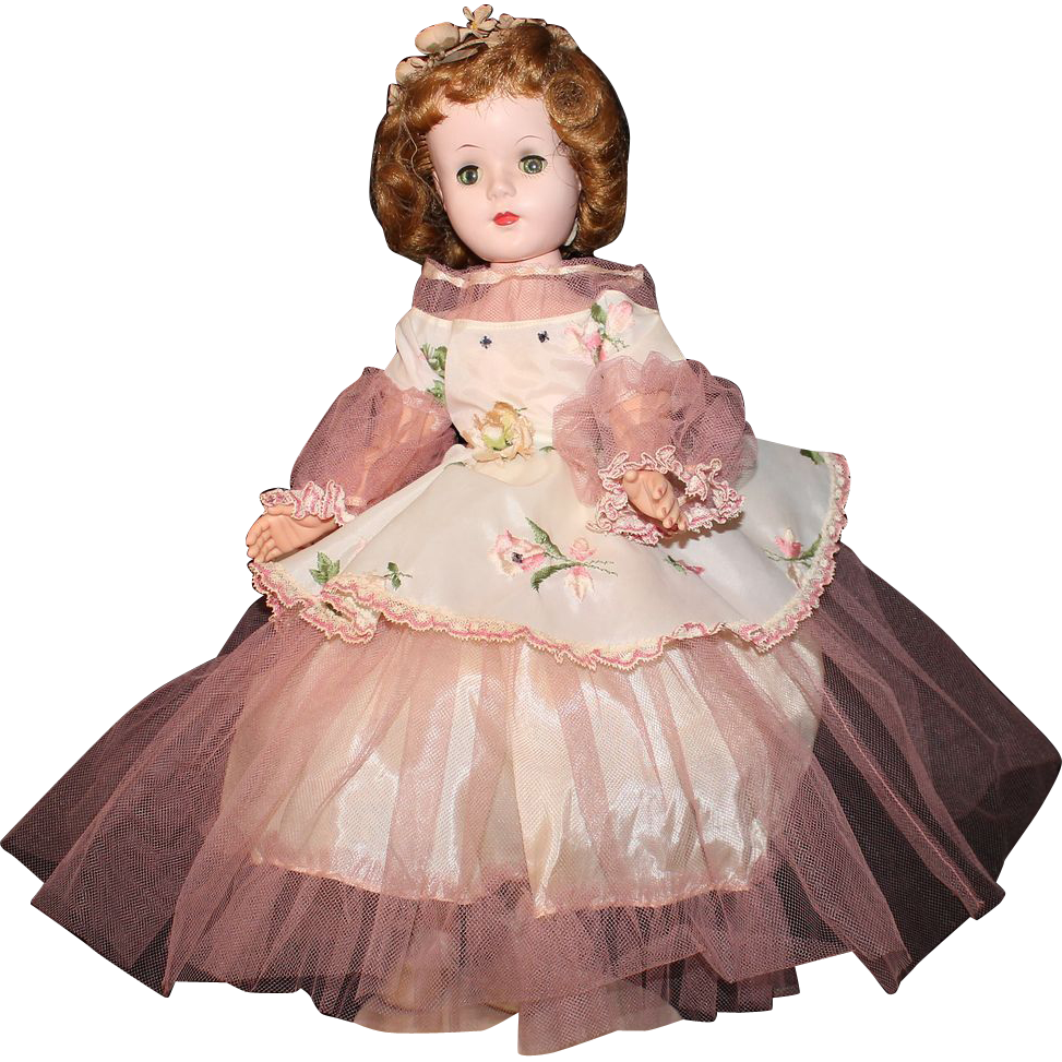 American Character 18 inch - Original formal gown -