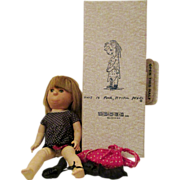 Poor Pitiful Pearl all rubber doll in original box