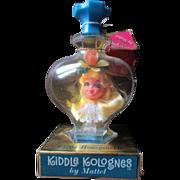 rare Mint Liddle Kiddle Cologne Kologne perfume doll 1967