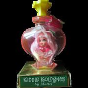 mattel 1967 Liddle kiddle Kologne SWEET PEA perfume doll miniature