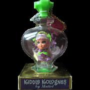1964 Mattel Liddle Kiddle Kologne doll VIOLET miniature perfume RARE condition