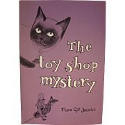Flora Gill Jacobs book: Toy Shop Mystery