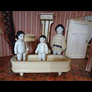 Doll House Bathroom German