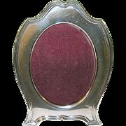 SALE Vintage Reed & Barton Sterling Picture Frame # H22
