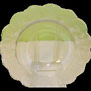 """SALE Lalique Honfleur Serving Bowl 10 3/4"""""""