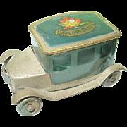 SOLD Vintage Sewing Tape Measure Tin Automobile Niagara Falls