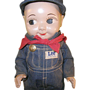 SALE Lee Doll Union Made Original Mint Condition