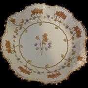 LDBC Flambeau Limoges France Porcelain Bowl