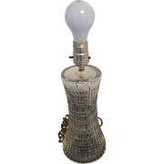 Waterford Crystal Alana Electric Lamp