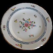 "6 - Wedgwood Bone China ""Montcalm"" 8.5 inch Plates - Mint!"