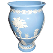 Dudson Bros. Jasperware Vase