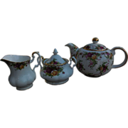 Royal Albert Old Country Roses Pattern - 3 piece Tea Set