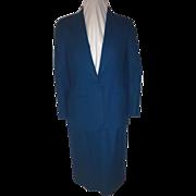 Pendleton Jacket & Pencil Skirt