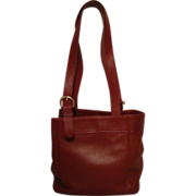 SALE Coach Buckle Bag