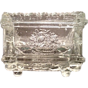 NE Glass Company Lacy Flint Master Salt: NE-4