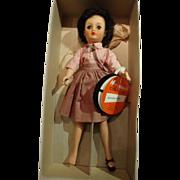 Horsman's CINDY -- School Girl Doll