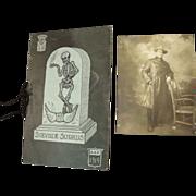 WWI Aviator's (RMA) Personal Photo Album, Issoudun, France
