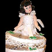 SALE Scarlett's Honeymoon in New Orleans Madame Alexander Hoop plus Mammy Doll