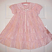 SOLD STUNNING Shirley Temple dancing dress child size 3-4