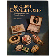 English Enamel Boxes by Susan Benjamin