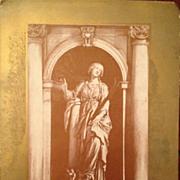 Santa Bibiana Vergine E Martire Rome 1955