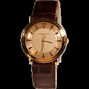 Vacheron & Constantin Men's Watch 18K Solid Gold