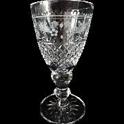 Kosta Boda Elvira Madigan Wine Goblets