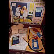RARE Effanbee Dollys Patsy Nurse Set
