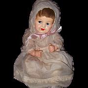 German Flirty Eye Toddler Composition Baby Doll