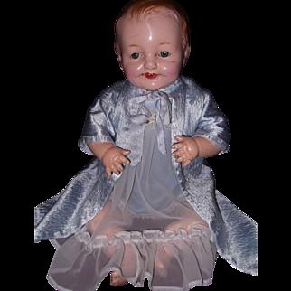 Wonderful Large Composition Baby Doll ~ Vanta Like
